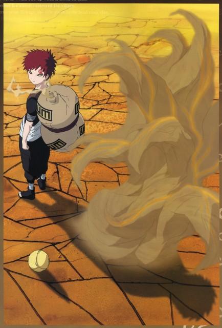 Studio Pierrot, Naruto, Gaara