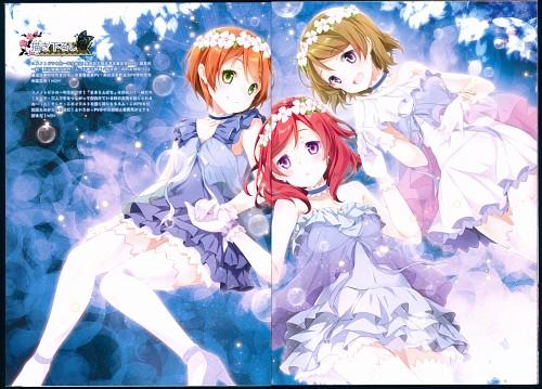 Mocha, Sunrise (Studio), Love Live Playlist, Love Live! School Idol Project, Maki Nishikino