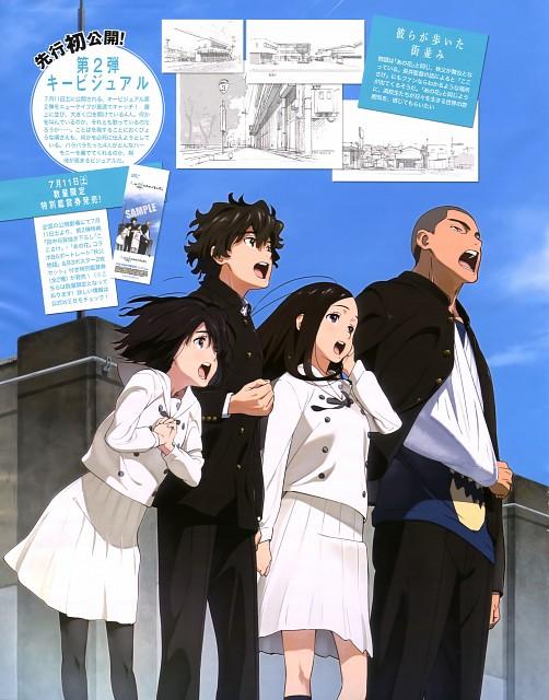 Aniplex, A-1 Pictures, Kokoro ga Sakebitagatterunda., Natsuki Nitou, Jun Naruse