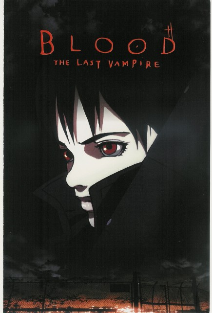 Production I.G, Blood the Last Vampire, Saya