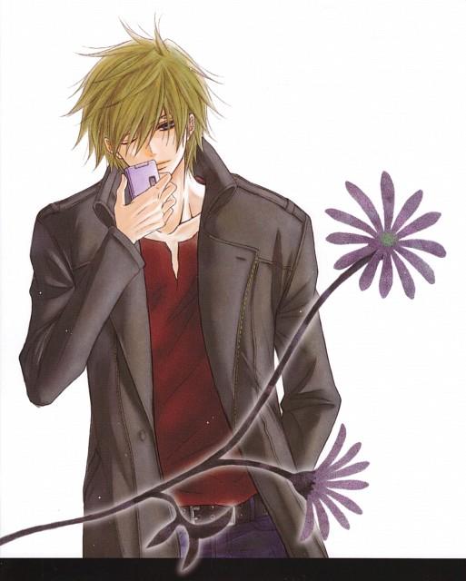 Kyousuke Motomi, Dengeki Daisy, Tasuku Kurosaki, Manga Cover