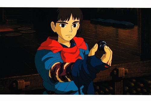 Studio Ghibli, Princess Mononoke, Princess Mononoke Postcard Collection, Ashitaka, Postcard