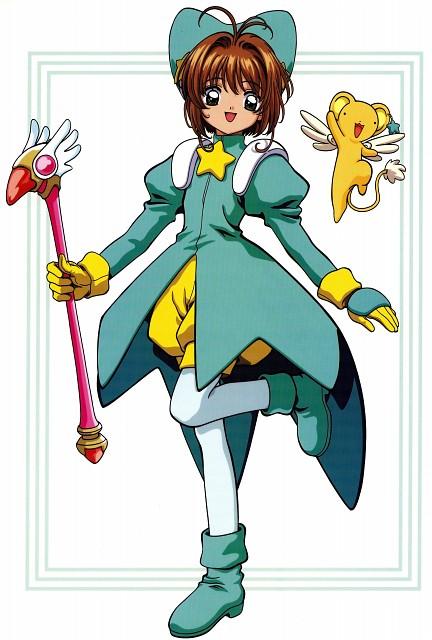 CLAMP, Madhouse, Cardcaptor Sakura, Cheerio! 2, Keroberos