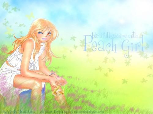 Miwa Ueda, Studio Comet, Peach Girl, Momo Adachi Wallpaper