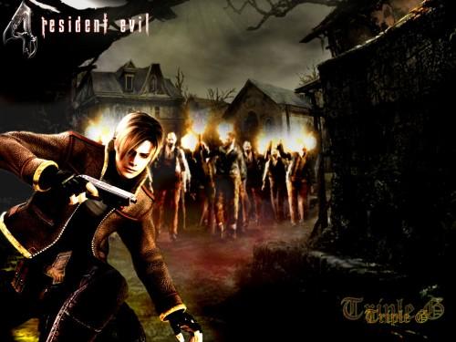 Capcom, Resident Evil 4, Leon S. Kennedy Wallpaper