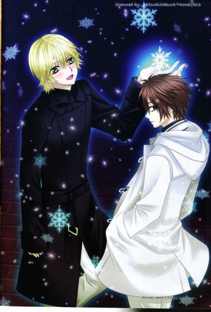 Matsuri Hino, Studio Deen, Vampire Knight, Vampire Knight DS Complete Guide, Takuma Ichijou