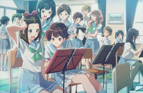 Shouko Ikeda, Kyoto Animation, Pony Canyon, Hibike! Euphonium, Hideri Noguchi