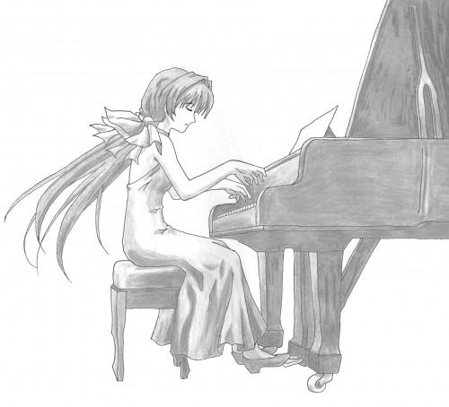 Mutsumi Sasaki, Memories Off, Inori Misasagi, Member Art