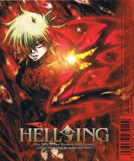 Kouta Hirano, Geneon/Pioneer, Hellsing, Victoria Seras