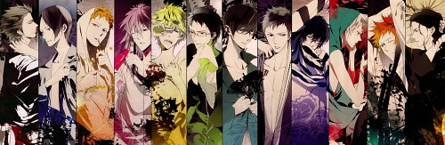 Shukan Soine, Ryo (Shukan Soine), Sei (Shukan Soine), Touma (Shukan Soine), Kazuya (Shukan Soine)