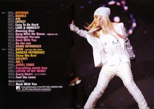 BoA Kwon, Album Cover
