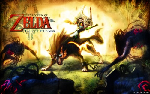 Nintendo, The Legend of Zelda, The Legend of Zelda: Twilight Princess, Link, Wolf Link Wallpaper