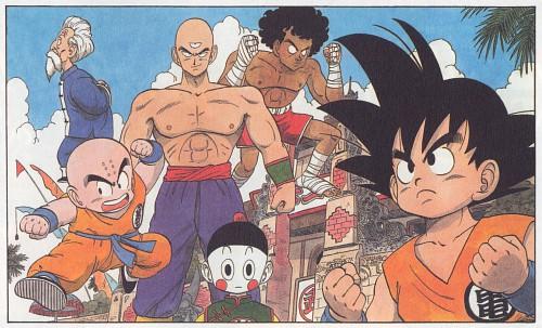 Akira Toriyama, Toei Animation, Dragon Ball, Tenshinhan, Kid Goku