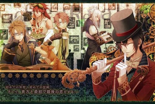 miko (Mangaka), Idea Factory, Code: Realize, Victor Frankenstein, Abraham Van Helsing