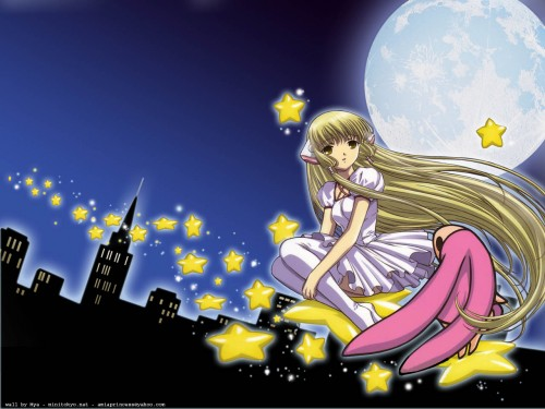 CLAMP, Madhouse, Chobits, Atashi, Chii Wallpaper
