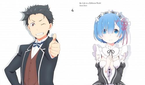 Kyuuta Sakai, White Fox, Re:Zero, Subaru Natsuki, Rem (Re:Zero)