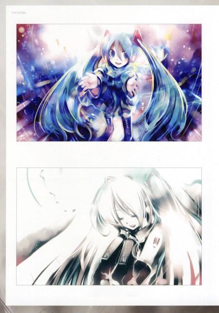 KEI, Vocaloids Unofficial Illustrations, Vocaloid, Miku Hatsune