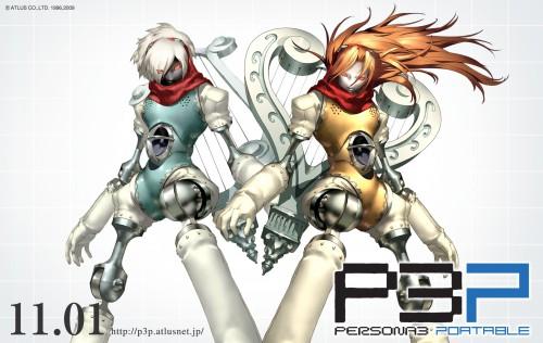 Shigenori Soejima, Shin Megami Tensei: Persona 3, Orpheus