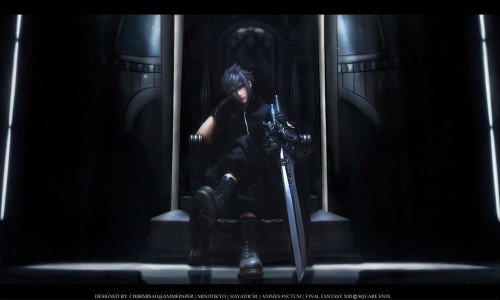 Square Enix, Final Fantasy XIII, Final Fantasy XV, Noctis Lucis Caelum Wallpaper
