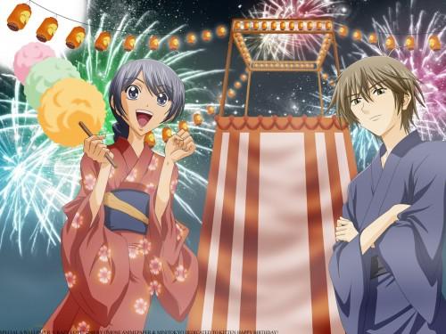 Gonzo, Anime International Company, Special A, Hikari Hanazono, Kei Takishima Wallpaper