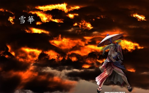 Soul Calibur, Setsuka Wallpaper