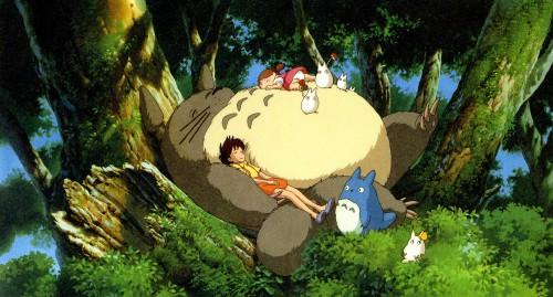 Hayao Miyazaki, Studio Ghibli, My Neighbor Totoro, Mei Kusakabe, Satsuki Kusakabe