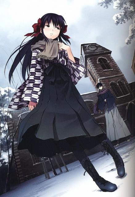 Miki Sugina, Innocent Grey, Cartagra, Kazuna Kouzuki