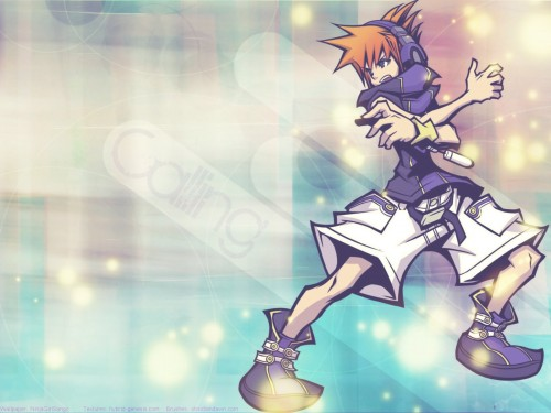 The World Ends With You, Neku Sakuraba Wallpaper
