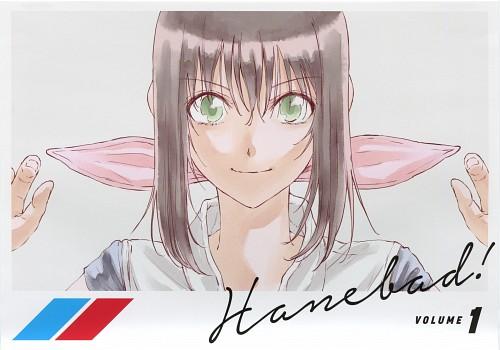 Kousuke Hamada, LIDENFILMS, Hanebado!, Ayano Hanesaki, DVD Cover