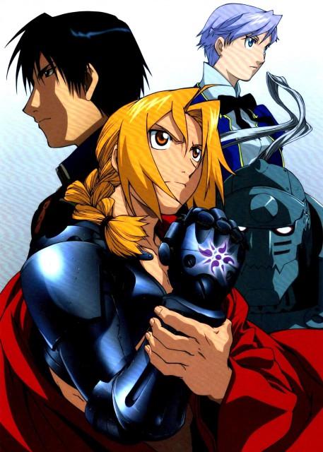 Hiromu Arakawa, BONES, Fullmetal Alchemist, Sophie, Roy Mustang