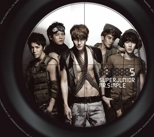 Super Junior, Ryeowook, Donghae, Kyuhyun, Siwon