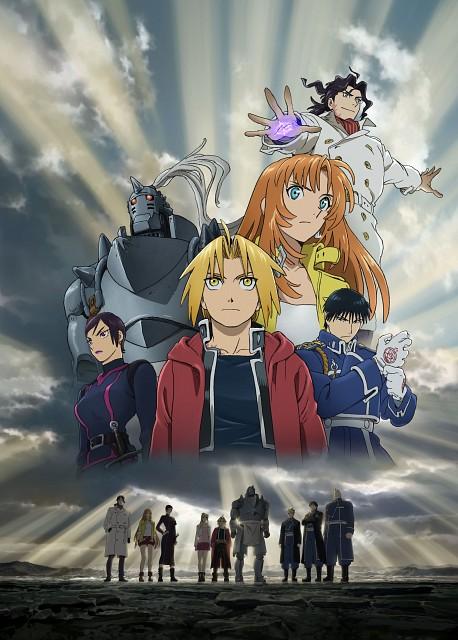 Hiromu Arakawa, BONES, Fullmetal Alchemist, Riza Hawkeye, Edward Elric