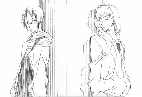 Bleach, Uryuu Ishida, Ichigo Kurosaki, Doujinshi