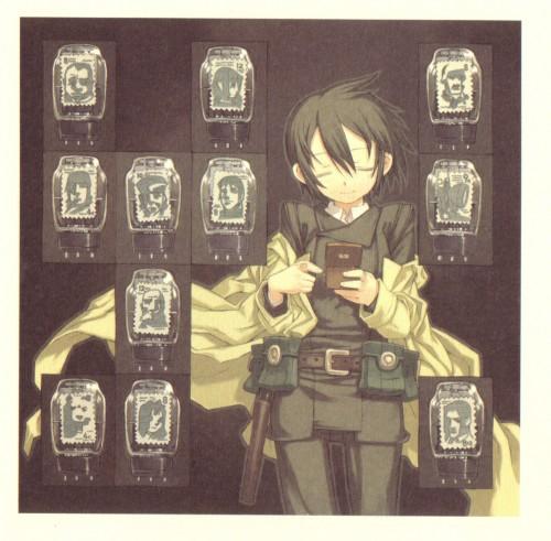 Kouhaku Kuroboshi, Kino no Tabi, Tabibito no Hanashi - You, Kino