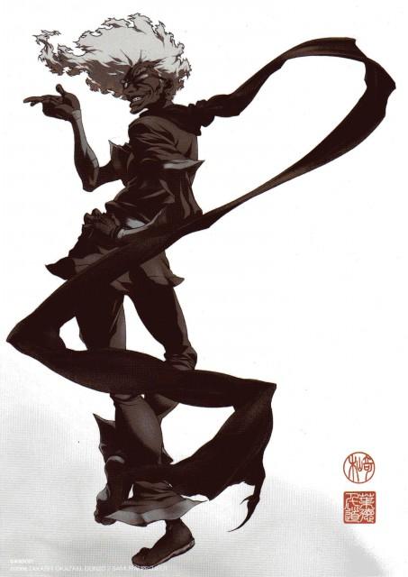Gonzo, Afro Samurai, Ninja Ninja (Afro Samurai)