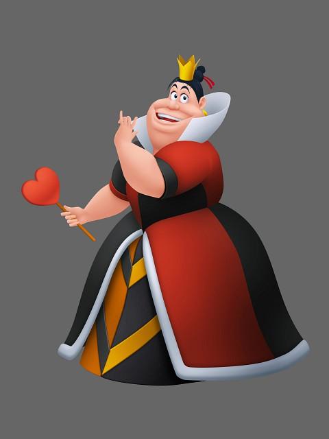 Square Enix, Kingdom Hearts, The Queen of Hearts