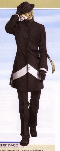 Fumi Ishikawa, Konami, Suikoden III, Yuber