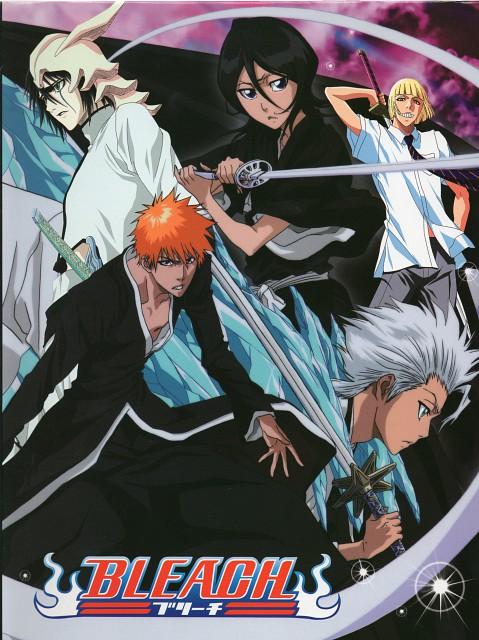 Studio Pierrot, Bleach, Toshiro Hitsugaya, Ichigo Kurosaki, Shinji Hirako