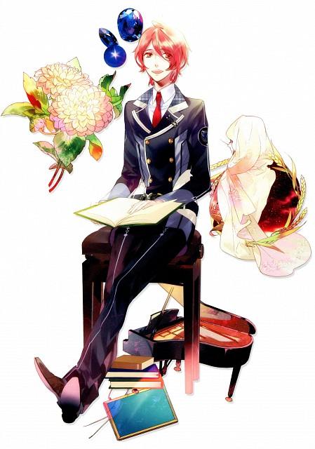 Kazuaki, honeybee, Starry Sky, Hayato Aozora, DVD Cover