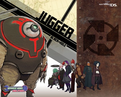 Nintendo, Advance Wars, Hawke (Advance Wars), Jugger, Lash