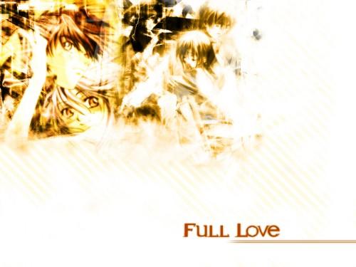 Gonzo, Full Metal Panic!, Sousuke Sagara, Kaname Chidori Wallpaper
