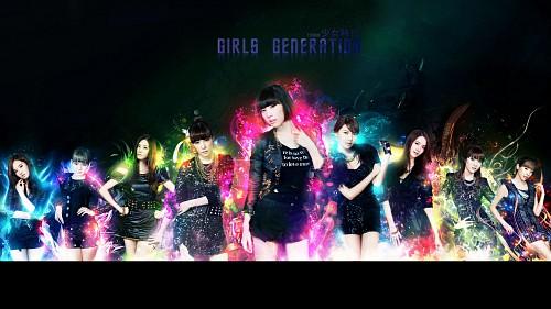 Tiffany, Yoona, Girls Generation, Seohyun, Sunny Wallpaper