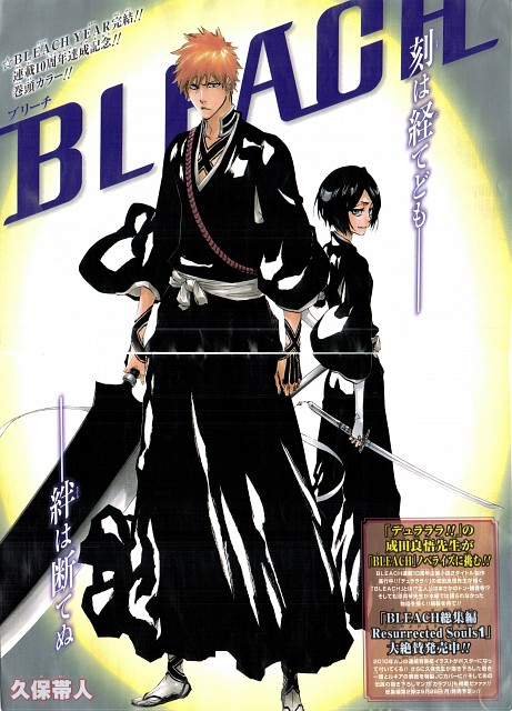 Kubo Tite, Bleach, Rukia Kuchiki, Ichigo Kurosaki, Occupations