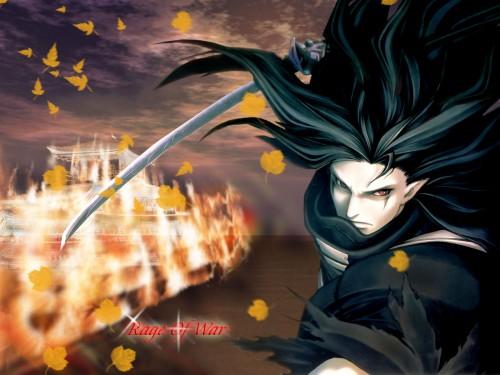 SNK, Samurai Spirits, Asura (Samurai Spirits) Wallpaper