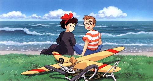 Studio Ghibli, Kiki's Delivery Service, Kiki Okino, Tombo Koppoli
