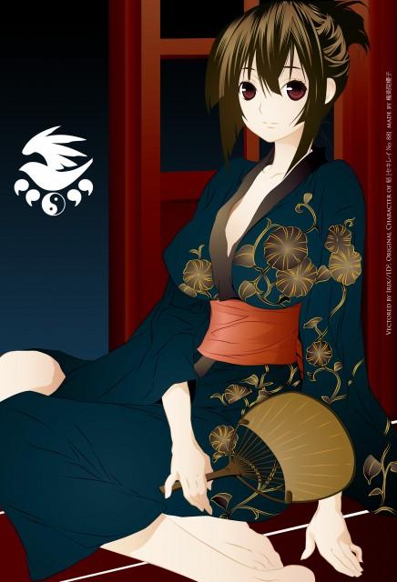 Sekirei, Musubi, Vector Art