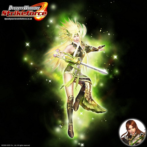 Koei, Dynasty Warriors, Yue Ying