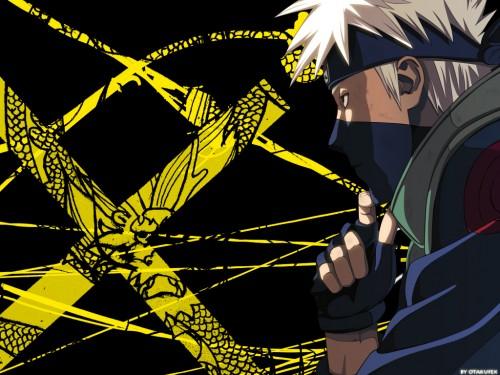 Masashi Kishimoto, Studio Pierrot, Naruto, Kakashi Hatake Wallpaper