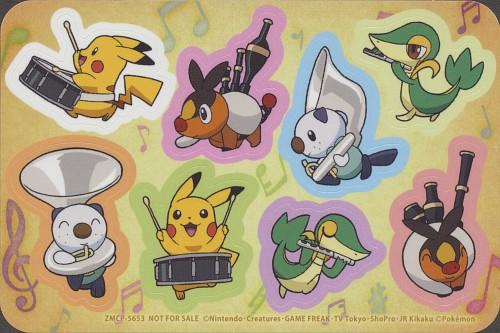OLM Digital Inc, Nintendo, Pokémon, Snivy, Tepig