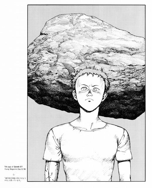 Katsuhiro Otomo, Akira, Akira Club, Tetsuo Shima